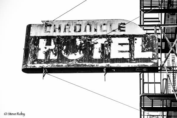 chronicle hotel 93 mission st