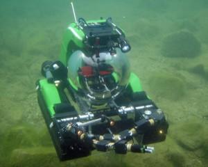 Modell der DeepRover DR1002