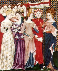 women italian breviary