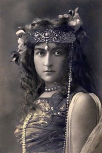 circassian portrait