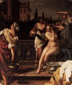 Bathsheba Artemisia_Gentileschi