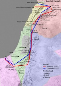 Israel routes