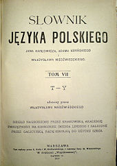polish dictionary