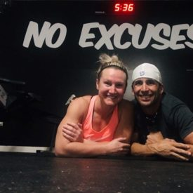 America's Fittest Couple Challenge 3: Getting Started