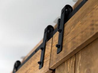 Custom Barn Doors 2 sized