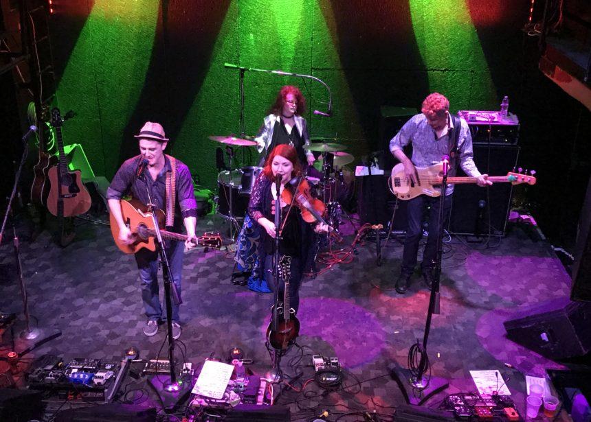 The 8×10 – Third Thursday Bluegrass