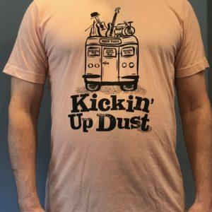 Kickin' Up Dust T-shirt