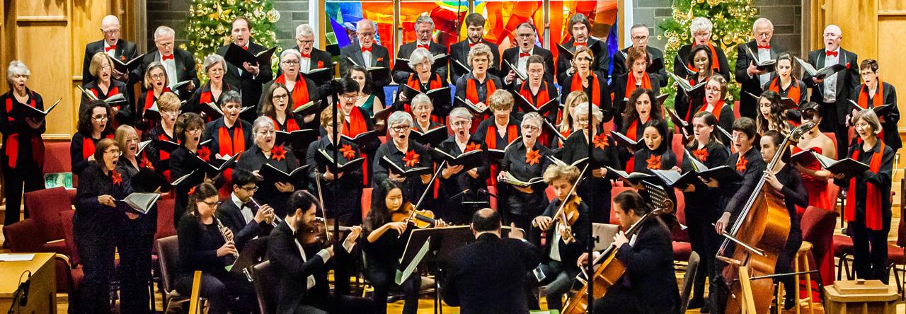 Etobicoke Centennial Choir in concert