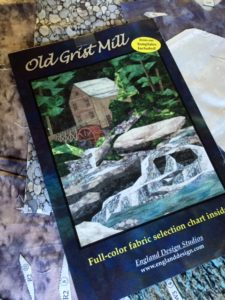 Old Grist Mill by Cynthia England