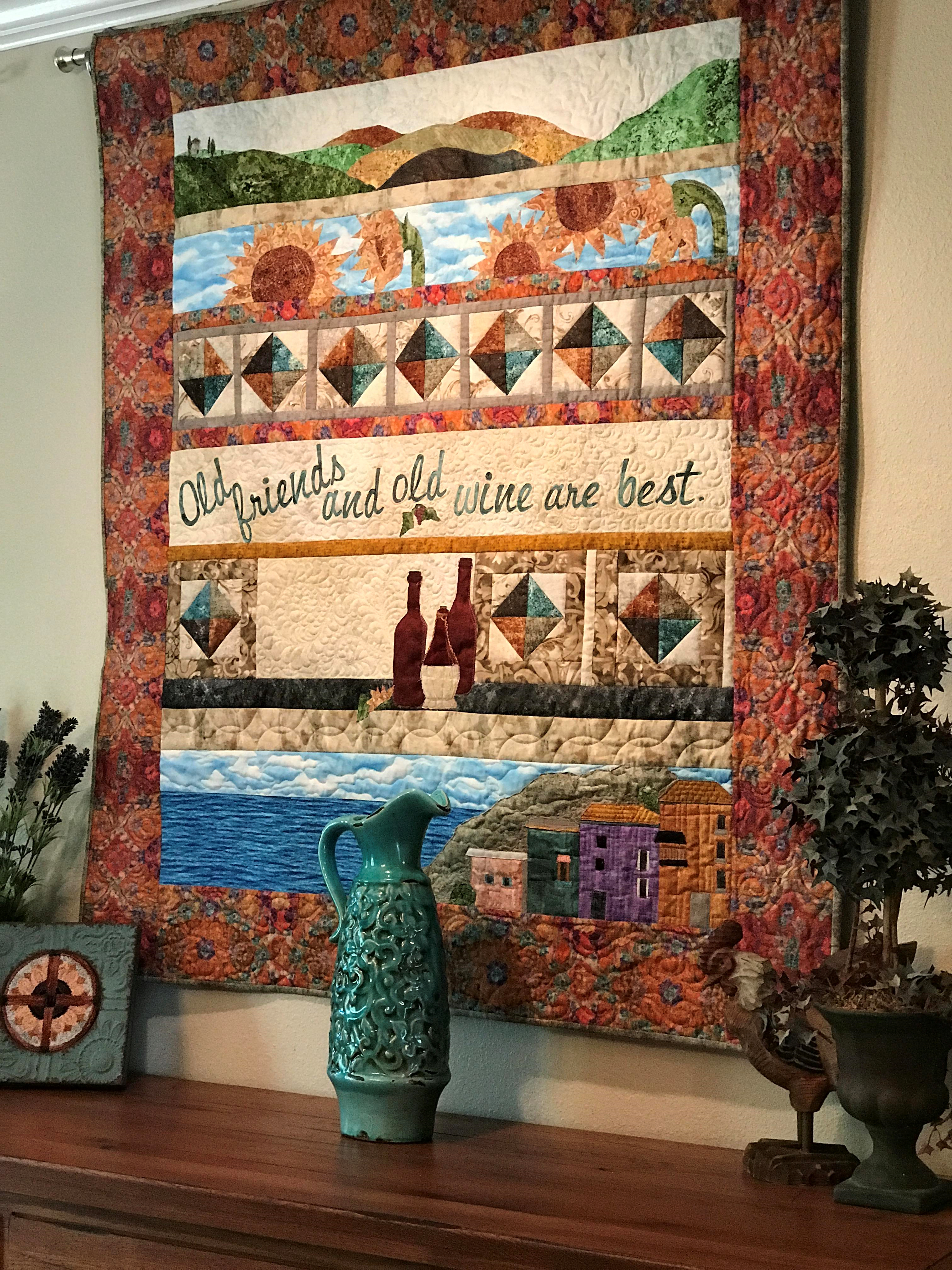 Image of quilt.