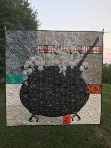 Image of Cauldron Wall Hanging