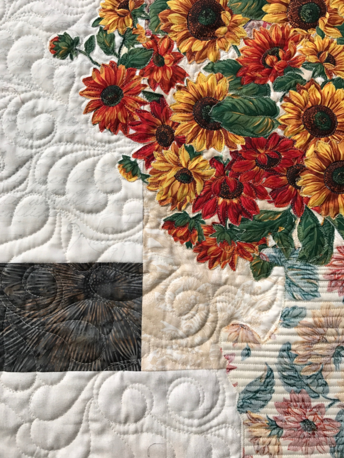 Image of Quilt Close Up