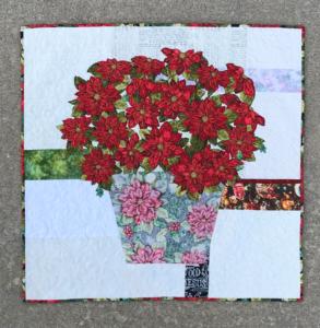Image of Poinsettia Quilt