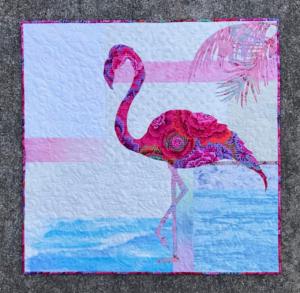 Image of Flamingo Quilt