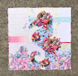 Image of Seahorse Quilt