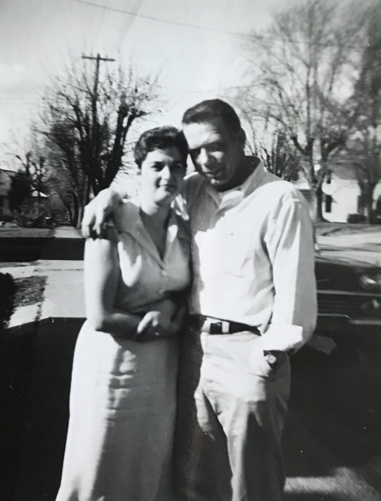 Image of Dad and Mom