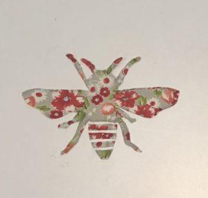 Image of Fabric Bee