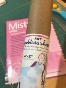 Image of Goddess Sheet Packaging
