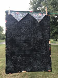Image of Back of Quilt