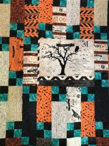 Image of Halloween Quilt