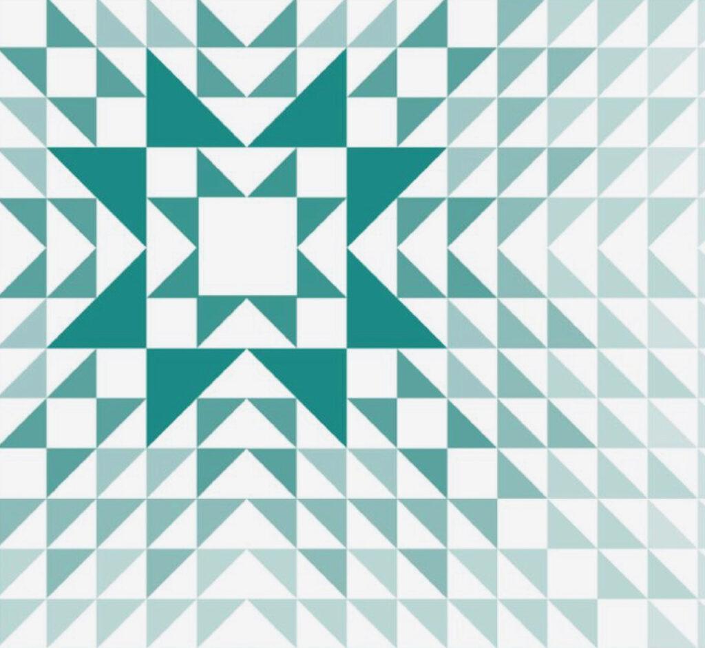Image of Monochromatic Quilt
