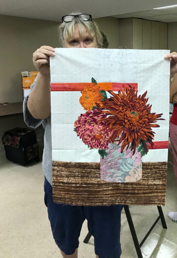 Image of Quilter's Bouquet