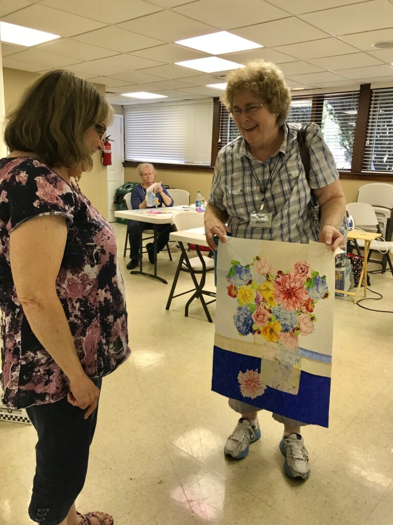 Image of Two Quilters