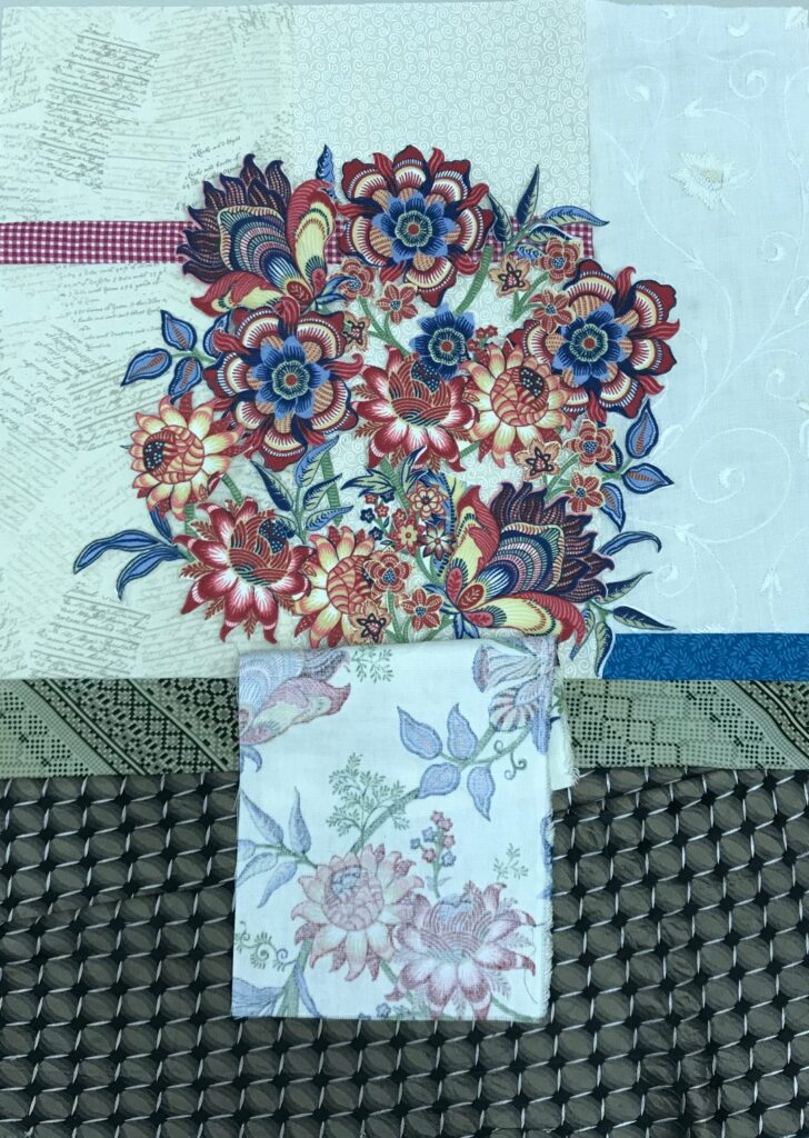 Image of Quilt in Progress
