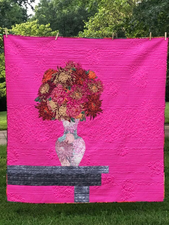 Image of Bouquet Quilt