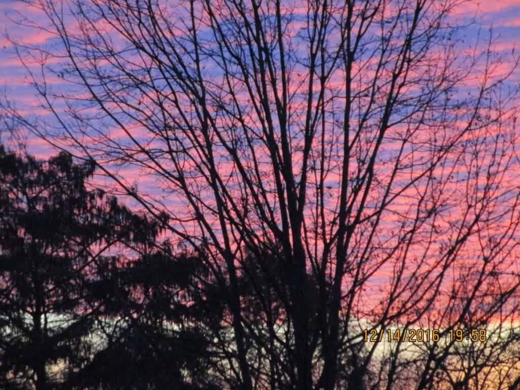 Image of Colorful Sunrise