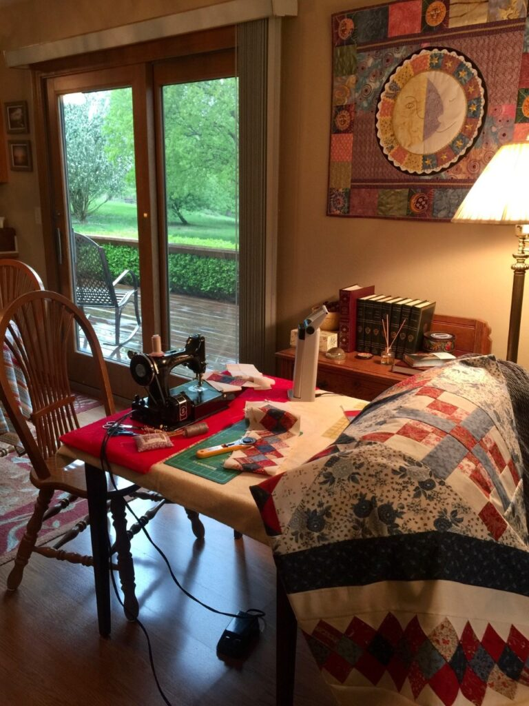 Image of Merle's Sewing Spot