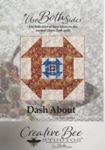 Image of Dash About Pattern Cover