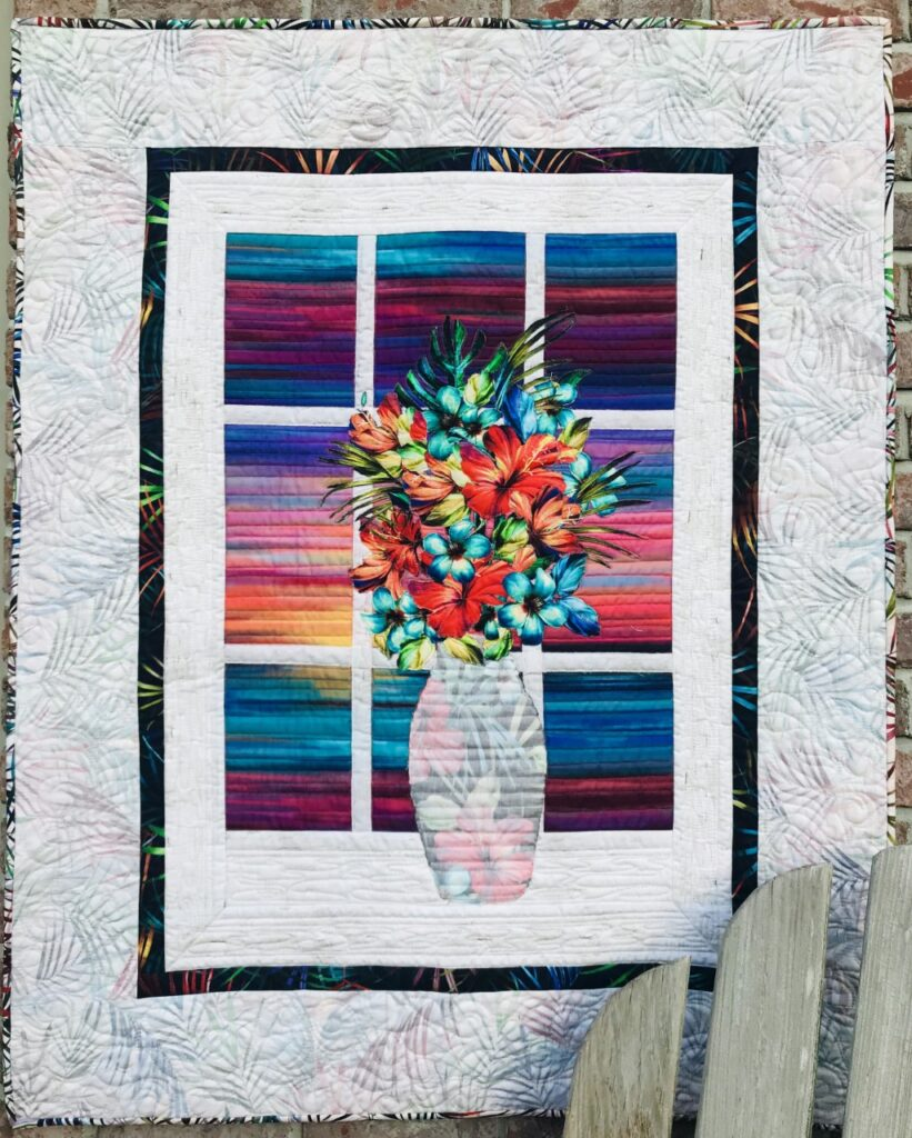 Image of Digital Quilting Pattern