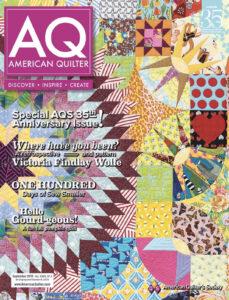Image of AQ Magazine Cover