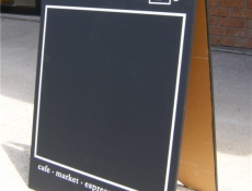 Drawing board A-frame