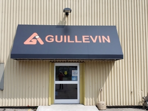 Commercial Awning Guillevin Hamilton