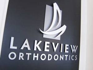 3D reception letters Lakeview Ortho