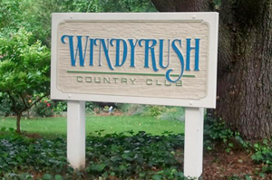 Windyrush Pool and Tennis Club located in South Charlotte, NC