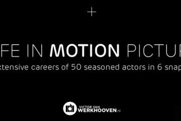 A Life in [Motion] Pictures, The Aging Process Of Famous Actors