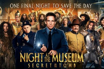 Night at the Museum Secret of the Tomb [2014] VFX