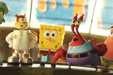 The SpongeBob Movie Sponge Out of Water 2015 Spoiler Free Movie Review