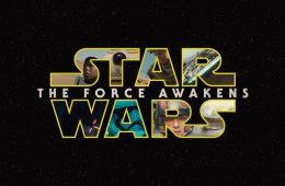 Star Wars the force awakens 2015