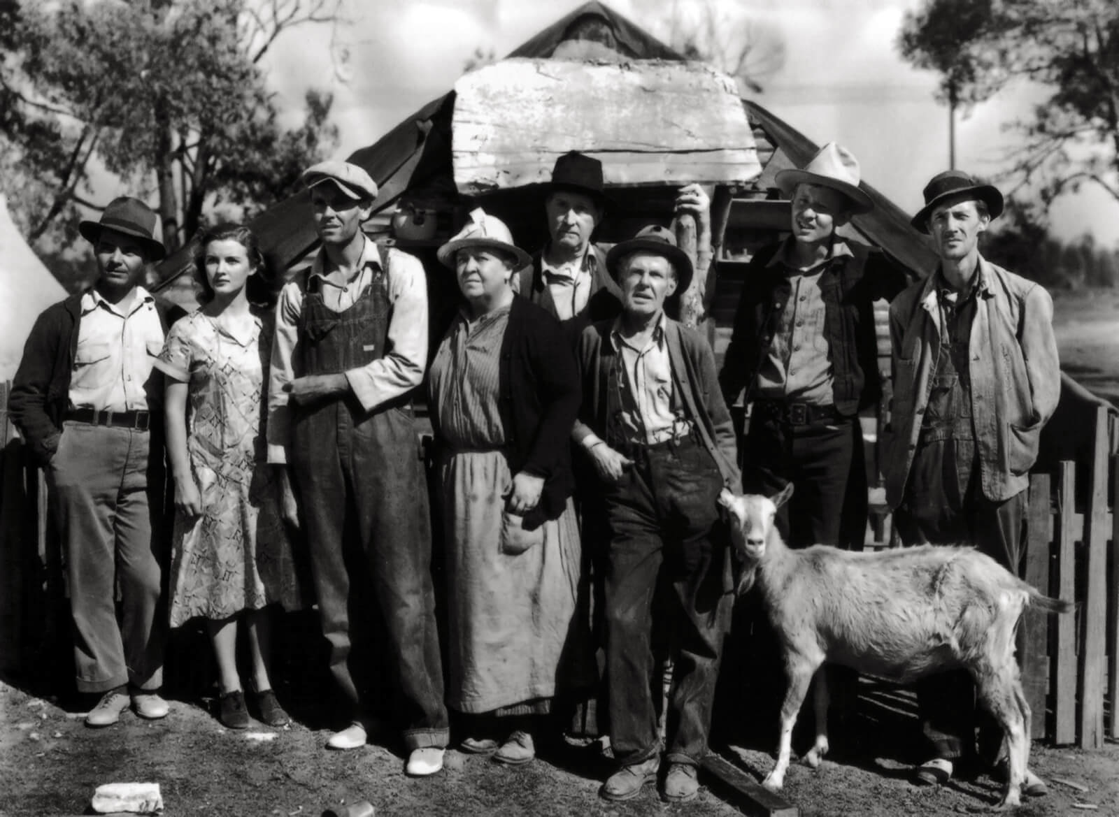 Grapes of Wrath 1940 Still from Movie