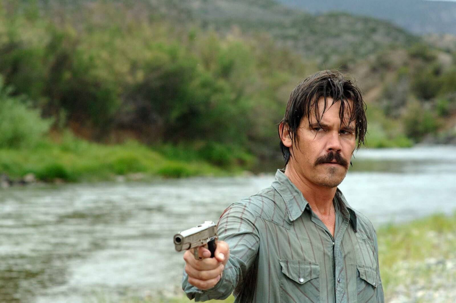 Still from No Country for Old Men 2007