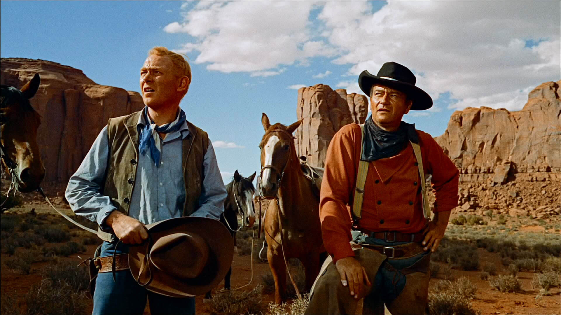 Still from The Searchers 1956