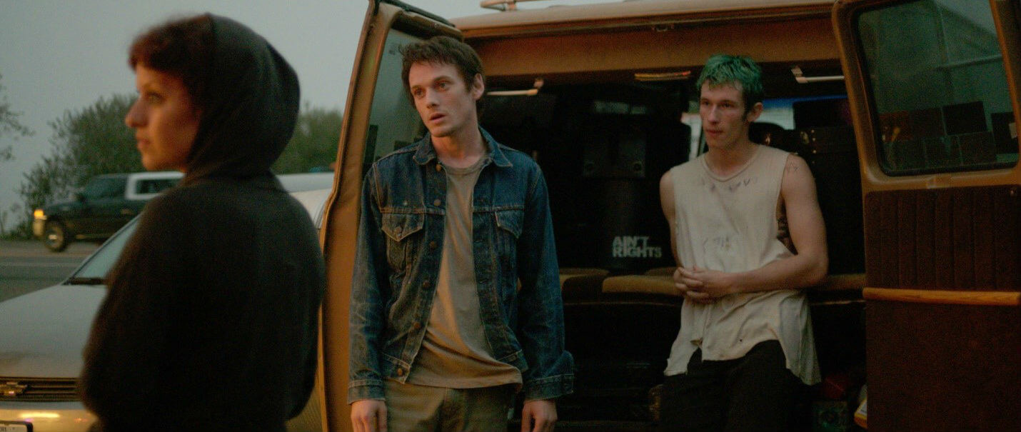 Movie Sttill from Green Room 2015