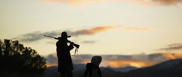 Still from Hunt for the wilderpeople
