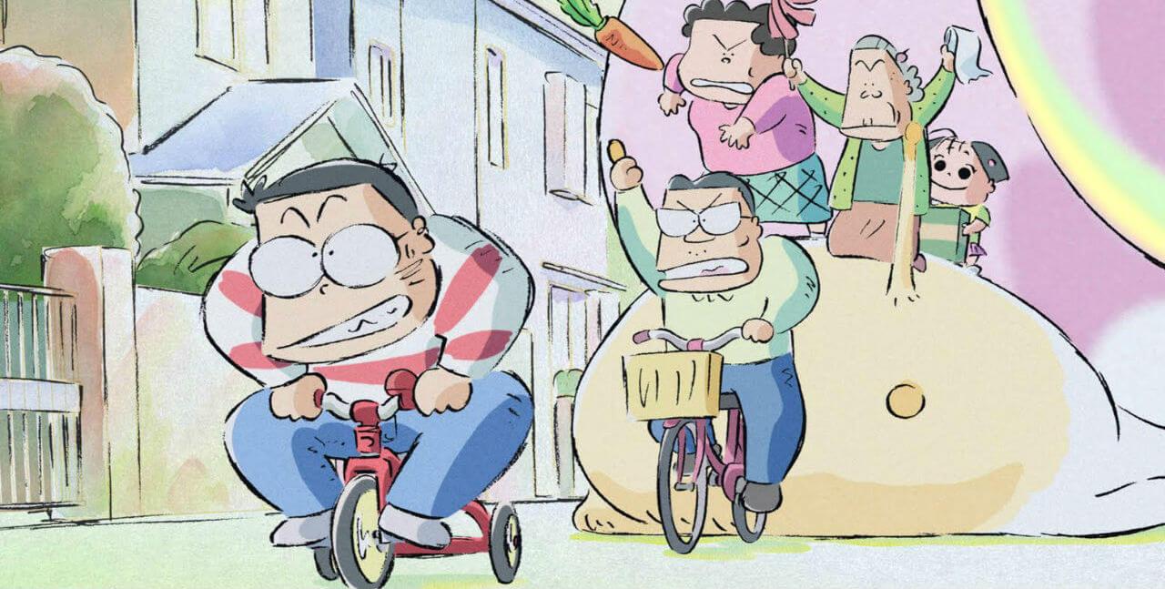 My Neighbors the Yamadas (1999) Studio Ghibli