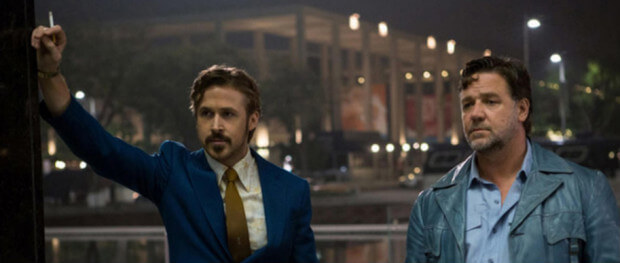 Still from The Nice Guys 2016
