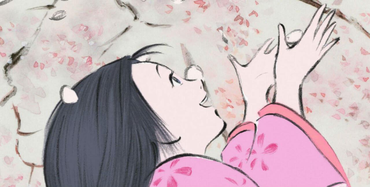 10. The Tale of the Princess Kaguya (2013)